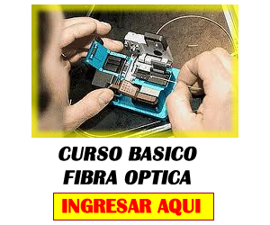 CURSO BASICO DE LA FIBRA OPTICA